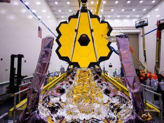 Webb Space Telescope Ready