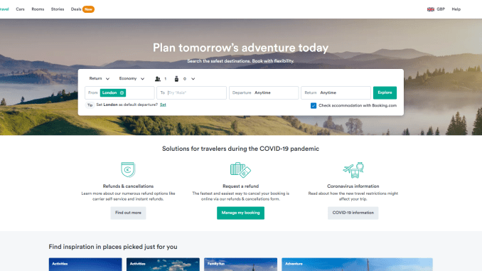 Kiwi.com accused of issuing fake boarding passes