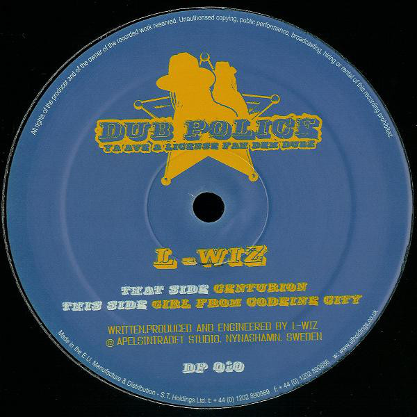 #ThrowbackThursday: L-Wiz - Girl from Codeine City