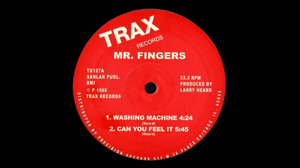 Mr Fingers - Can You Feel It