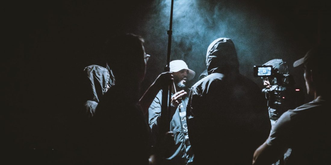 Jammz & Jook - No Remorse Video Shoot