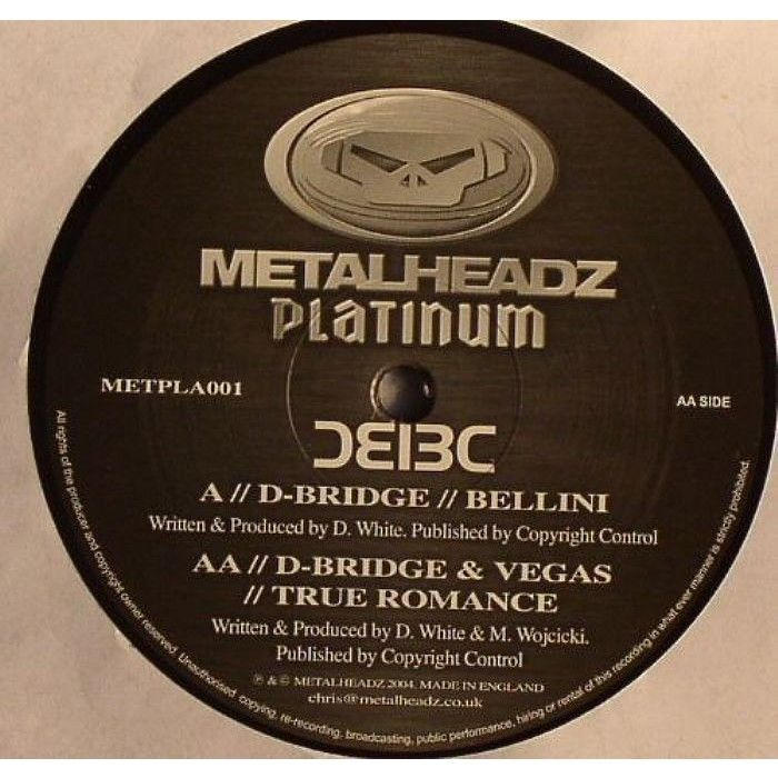 dBridge & Vegas - True Romance