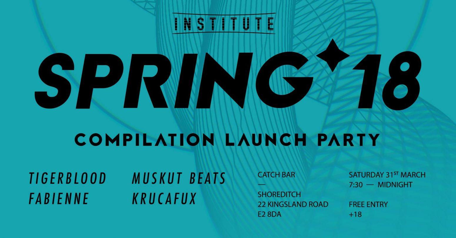 Institute Spring 18