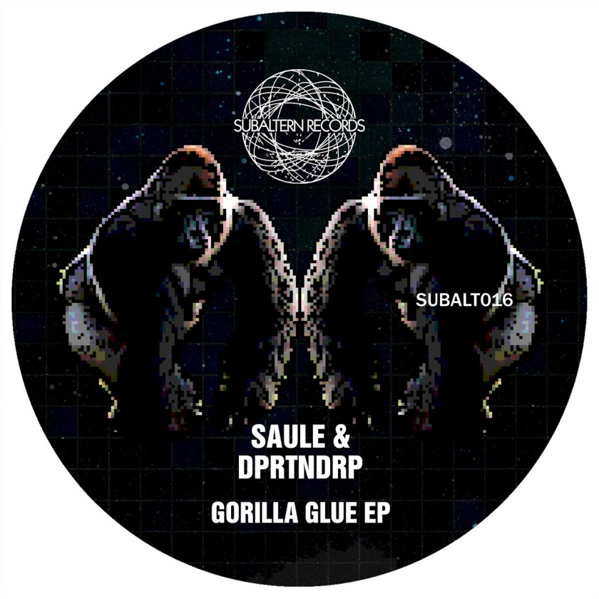 Gorilla Glue EP Artwork