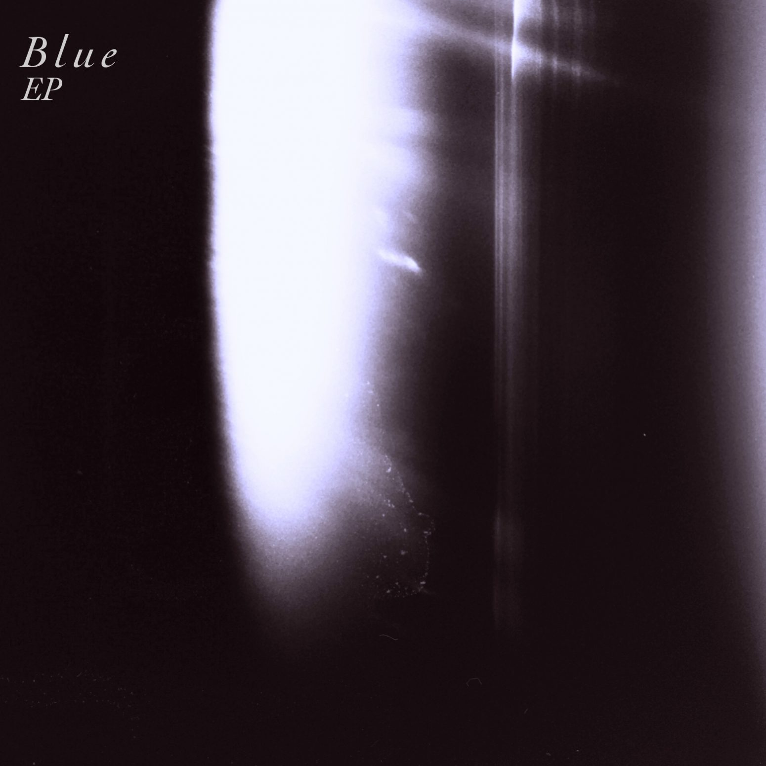 Blue EP Artwork