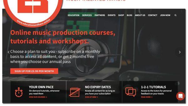 Education & Bass x UKBM