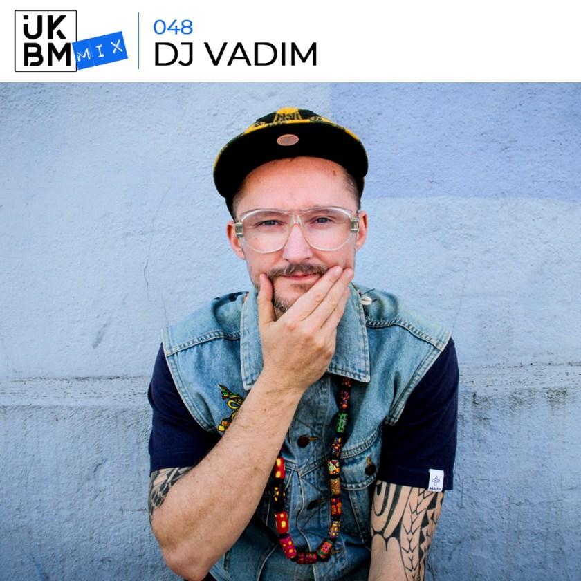 UKBMix048 | DJ-Vadim