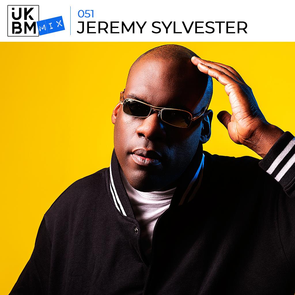UKBMix 051 // Jeremy Sylvester