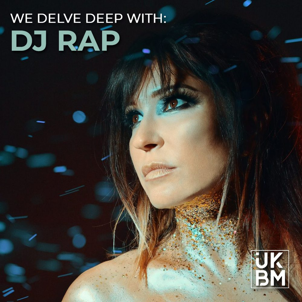 We delve deep with: DJ Rap