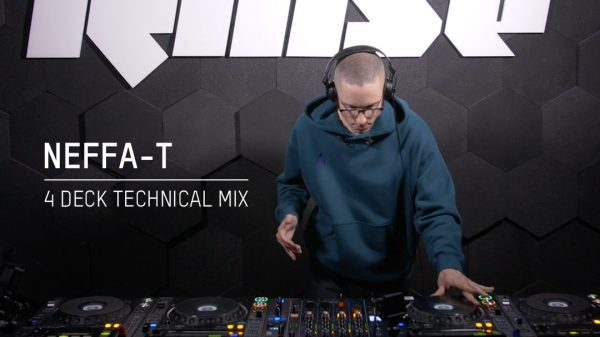 Neffa-T 4 Deck Technical Mix