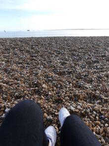 Enstpannt am Strand ;)