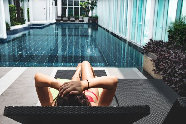 swimming pool, spa day, hen party ideas