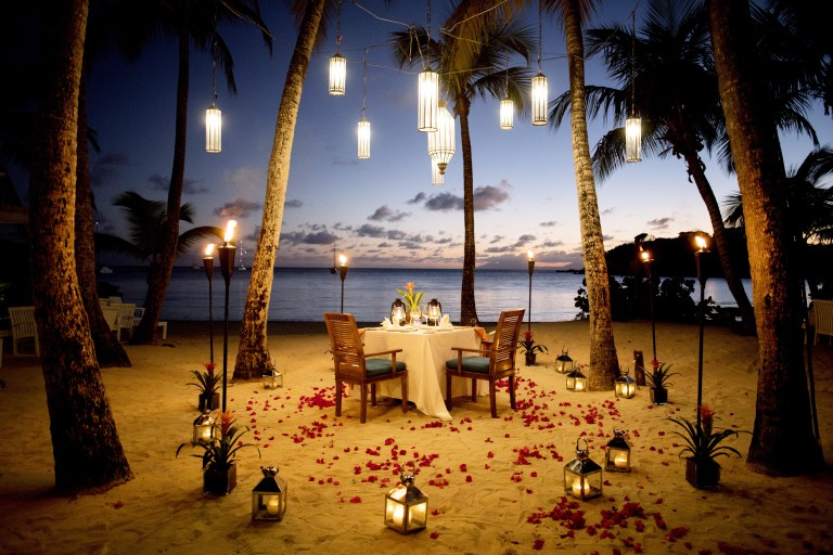 You need a bit of R&R after wedding planning!