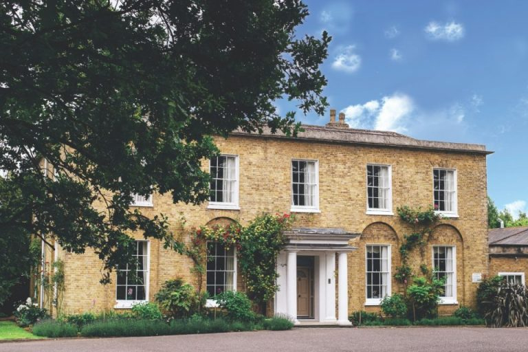 Hadlow Manor, Kent.