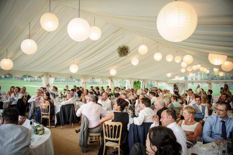 Imagine your beautiful marquee wedding at this venue.