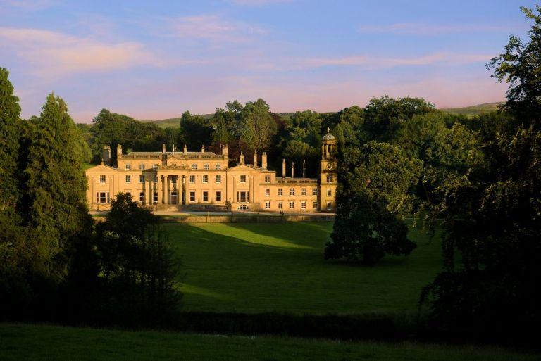 The beautiful Broughton Hall Estate. Click the link in the text to see photos of the other two more modern venues.