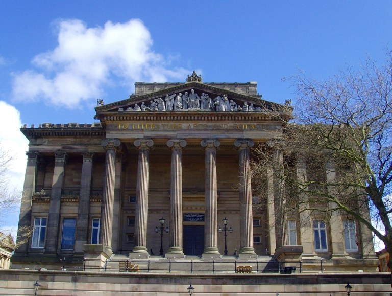 The Harris Library is certainly our favourite!