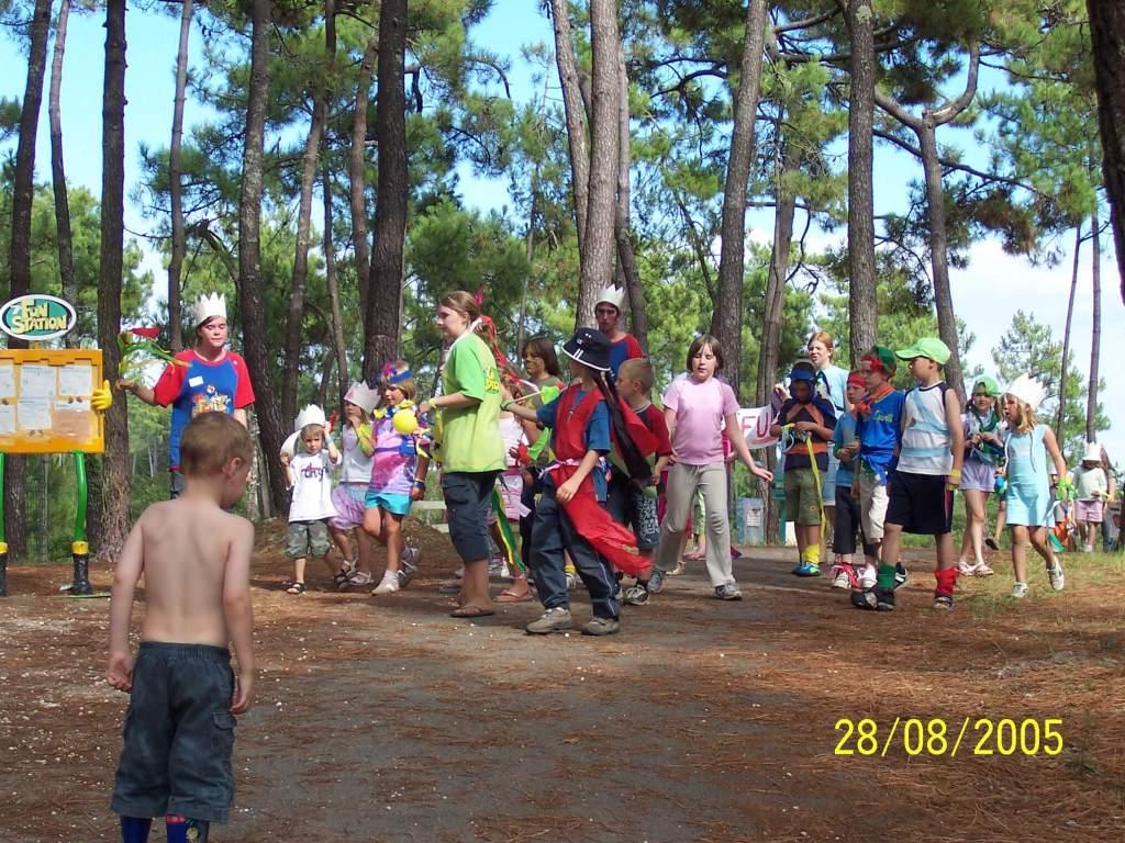 Bonne Anse Plage kids club