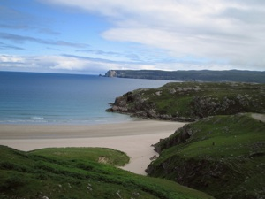 I was struck by the remote beauty of Durness