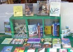Lent window Display