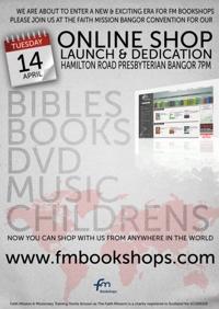 FM Books Online Shop - Launch Date 14/04/2009