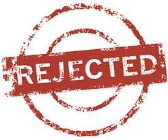 Contract Rejection Reasons