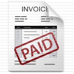 Monthly invoice paid twice