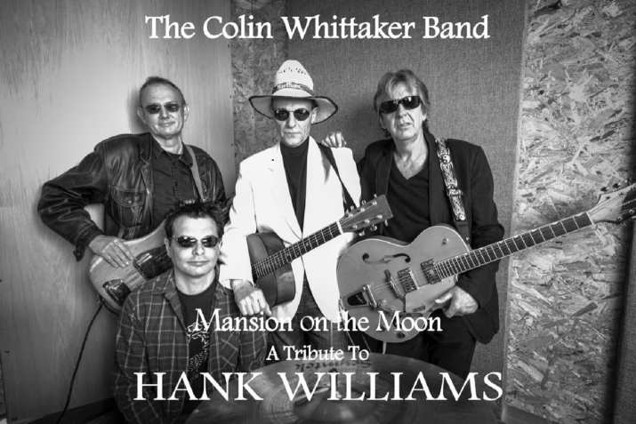 The Colin Whittaker Band - Mansion On The Moon