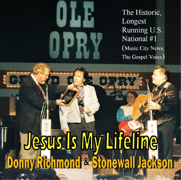 Donny Richmond - Jesus Is My Lifeline