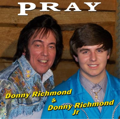 Donny Richmond Jr - Pray