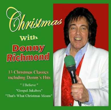 Donny Richmond - Christmas With Donny