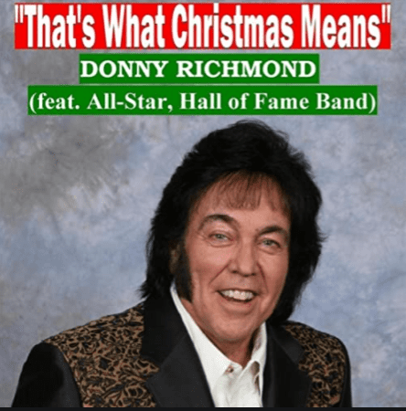 Donny Richmond - That's What Christmas Means