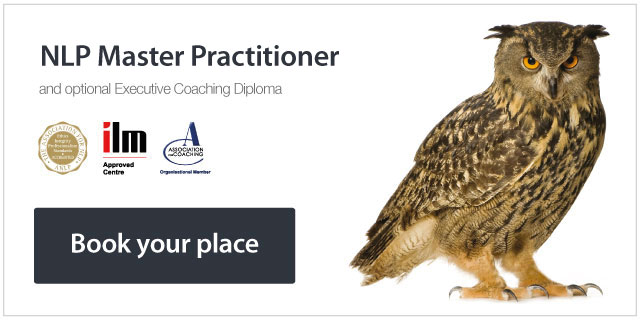 NLP Master Practitioner & ILM Level 7 Coaching Diploma