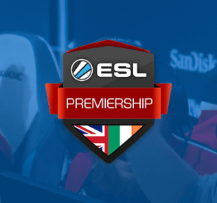 esl premiership, esl uk, esl prem