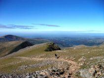 rangers path snowdon mountain bike