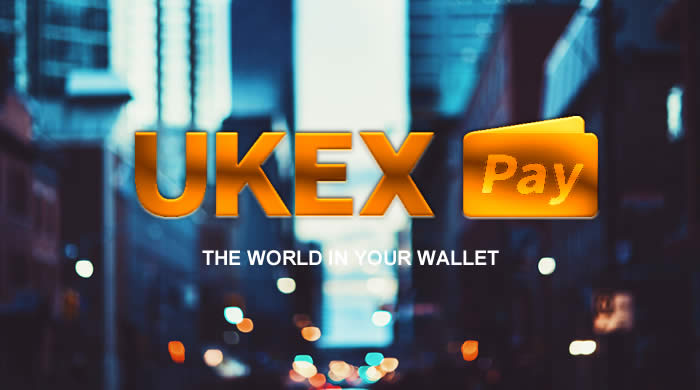 UKEX Pay Payment Wallet Logo
