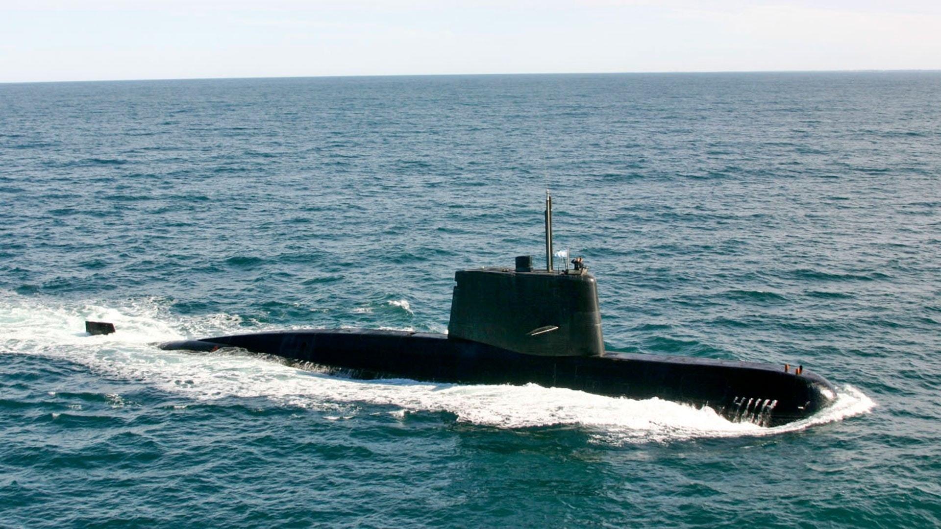 missing argentine submarine discovered