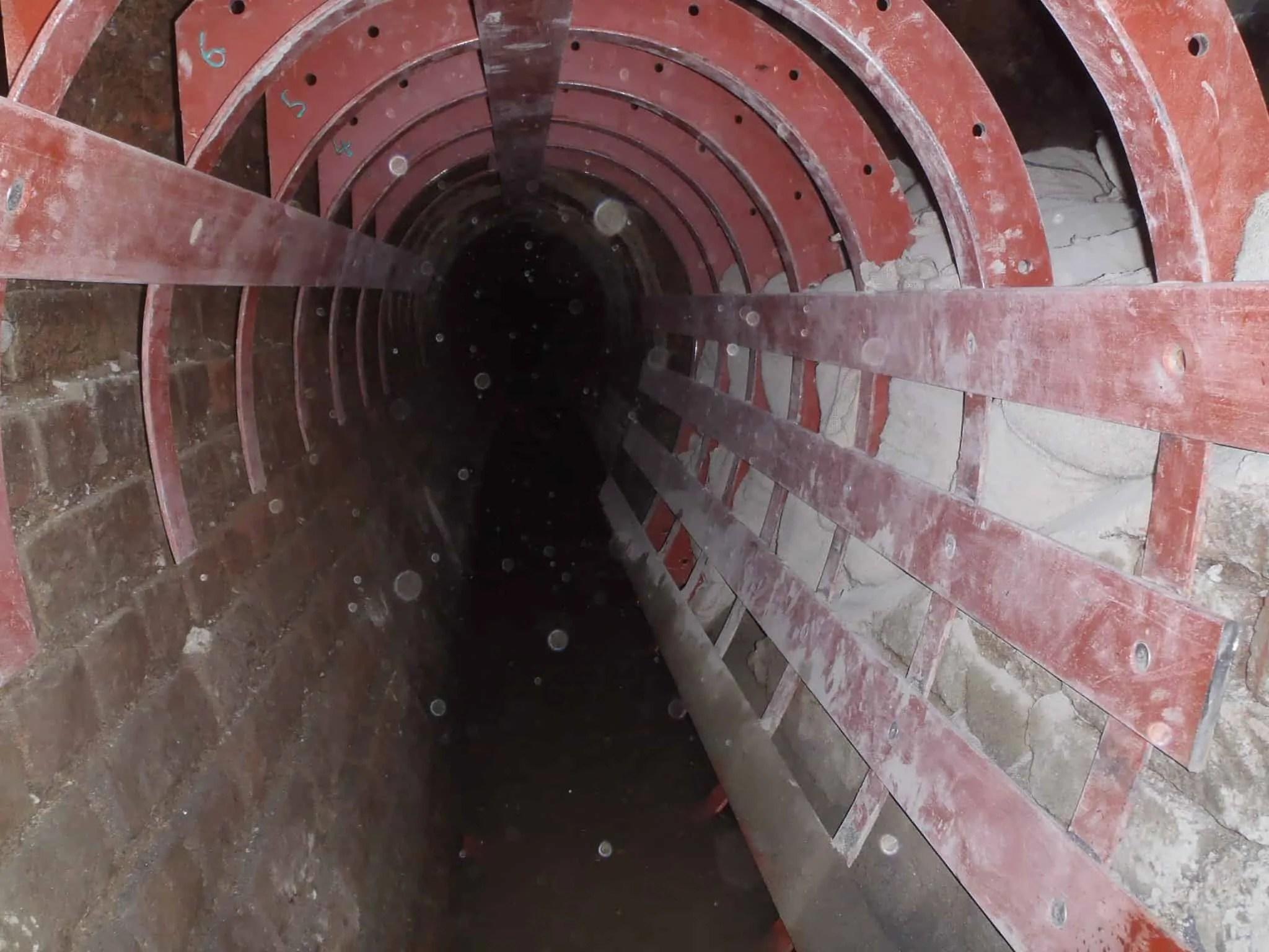Preparing For Crossrail Groundwork By Protecting A 120m Sewer UKDN Waterflow