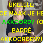 Tutorial ukelele - tips & tricks