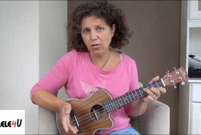Dance the night away - ukelele tutorial - Ukelele4u