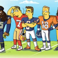 If NFL Players Were...Simpsons Characters