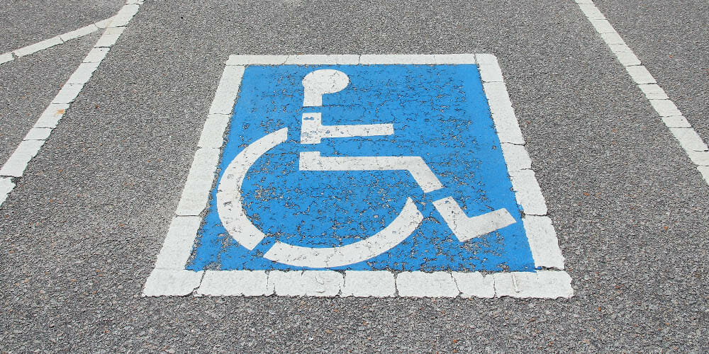 Leave Reserved Parking Spaces For Disabled