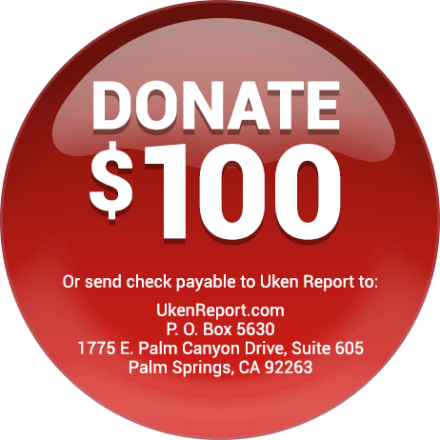 Donate $100 Button Uken Report