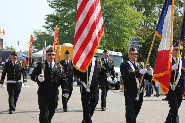 Palm Springs To Host Veterans Day Parade