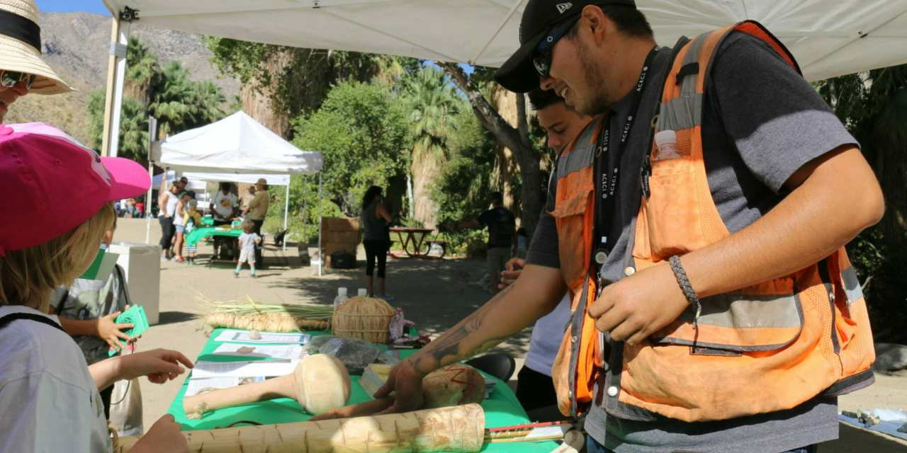 Agua Caliente Hosts Native American Learning Day
