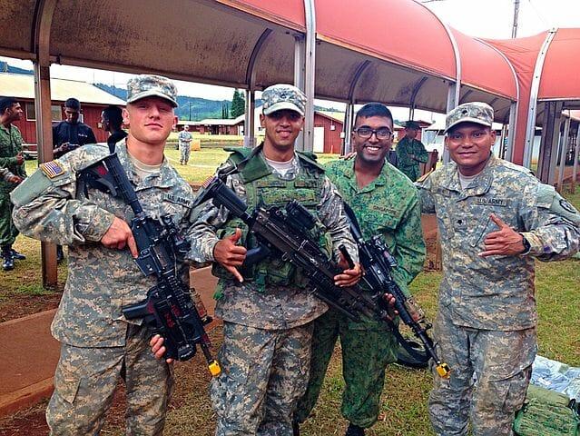 Veterans to Enjoy Free Entry at Lake Cahuilla on Veterans Day