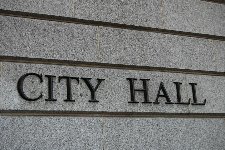 City Clerk Named at Palm Springs City Hall