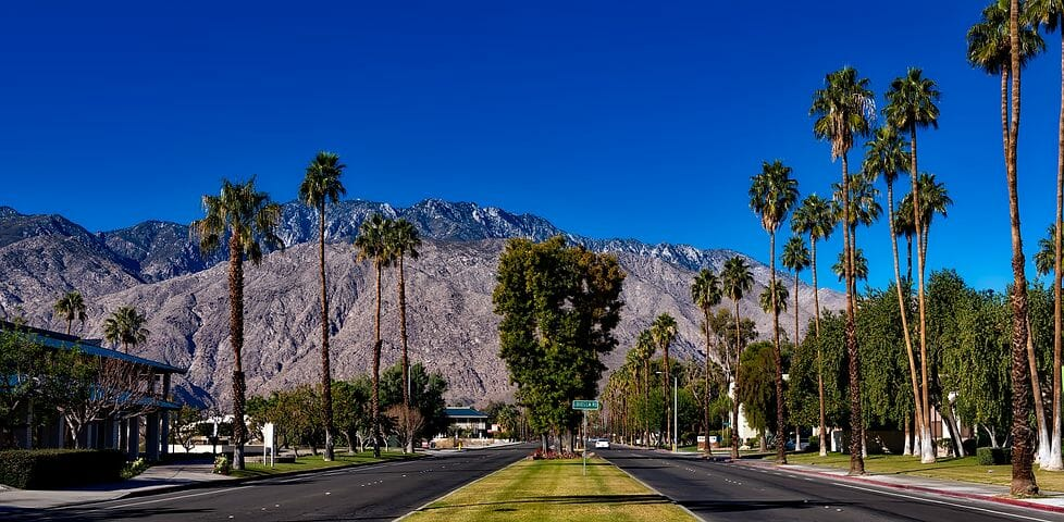 Palm Springs Named Best Place for Snowbirds