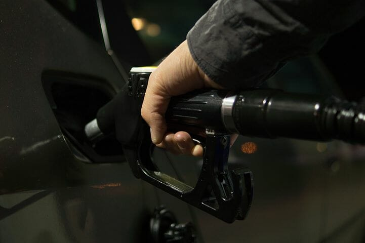 Riverside County Gas Prices Dip