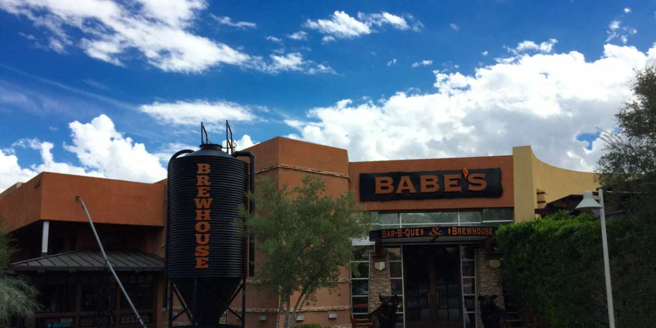 Babe's Bar-B-Que Honored